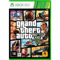 Jogo Grand Theft Auto V - Xbox 360 - Rockstar games