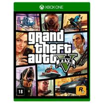 Jogo Grand Theft Auto V - Xbox One - Rockstar games