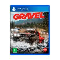 Jogo Gravel - PS4 - Milestone