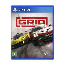 Jogo GRID - PS4 - Codemasters