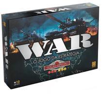 Jogo Grow War Edição Especial O Jogo Da Estratégia Original -