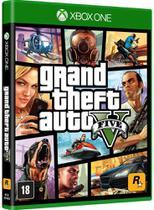 Jogo GTA V Premium Edition xbox One - Rockstar Games