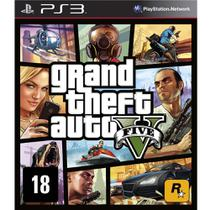 Jogo GTA V - PS3 - Take two