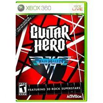 Jogo Guitar Hero: Van Halen - Xbox 360 - Activision