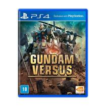 Jogo Gundam Versus - PS4 - Bandai Namco Entertainment