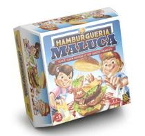 Jogo Hamburgueria Maluca - Grow -