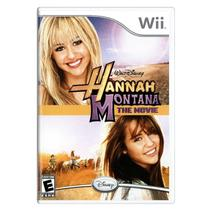Jogo Hannah Montana: The Movie - Wii - Disney