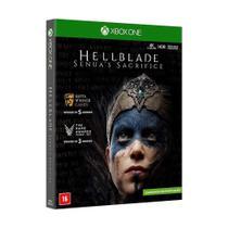 Jogo Hellblade: Senua's Sacrifice - Xbox One - 505 Games