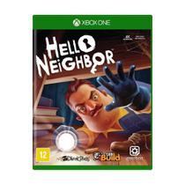 Jogo Hello Neighbor - Xbox One - Gearbox