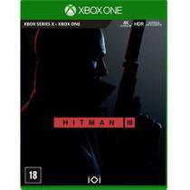 Jogo Hitman III - Xbox One - Serie X - Ioi