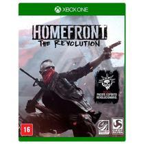 Jogo Homefront: The Revolution - Xbox One - Deep silver