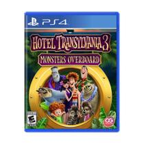 Jogo Hotel Transylvania 3: Monsters Overboard - PS4 - Outright games