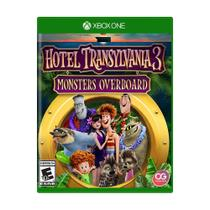 Jogo Hotel Transylvania 3: Monsters Overboard - Xbox One - Outright games