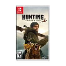 Jogo Hunting Simulator - Switch - Bigben