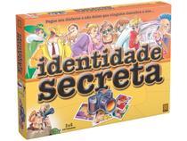 Jogo Identidade Secreta Tabuleiro - Grow