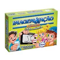 Jogo Imagem & Ação Júnior Lousa Mágica - 02590 - Grow -