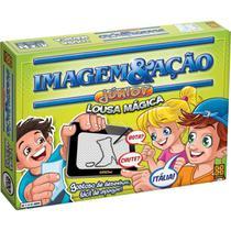 Jogo Imagem e Acao JR. Lousa Magica GROW -
