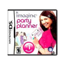 Jogo Imagine: Party Planner - DS - Ubisoft