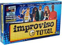 Jogo Improviso Total 240 Cartas Inúmeras Combinações 1148 Nig -