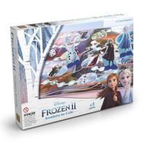 Jogo Infantil Aventura no Gelo - Frozen II - Grow -