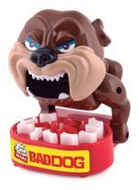 Jogo Infantil Diversão E Pegadinha Mini Bad Dog De Brinquedo - Polibrinq