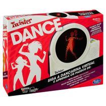 Jogo Infantil Eletronico Twister Dance A8583 Hasbro -