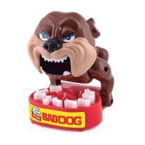 Jogo Infantil Mini Bad Dog Interativo Brinquedo Diversão - Prisma