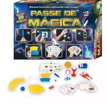 Jogo Infantil Passe De Magica - 1300 Nig -
