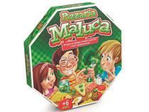 Jogo Infantil Pizzaria Maluca - Grow -