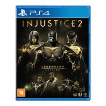 Jogo Injustice 2 Legendary Edition - PS4 - Sony