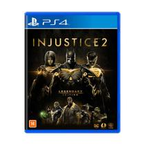 Jogo Injustice 2: Legendary Edition - PS4 - Wb games