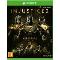 Jogo Injustice 2 - Legendary Edition - Xbox One - Warner games