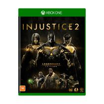 Jogo Injustice 2 (Legendary Edition) - Xbox One - Wb games