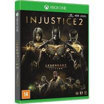 Jogo Injustice 2 (Legendary Edition) - XboxOne - W B Games