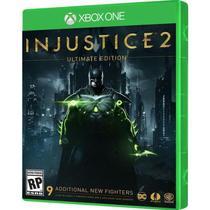 Jogo Injustice 2 Ultimate Edition Xbox One - Vila Brasil