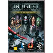 Jogo Injustice: Gods Among Us (Ultimate Edition) - PC - Wb games