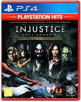 Jogo Injustice: Gods Among Us (Ultimate Edition) - PS4 - WB Games