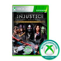 Jogo Injustice: Gods Among Us (Ultimate Edition) - Xbox 360 - Wb games