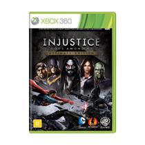 Jogo Injustice: Gods Among Us (Ultimate Edition) - Xbox 360 - Wb Games