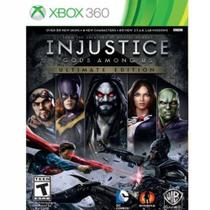 Jogo Injustice Gods Among Us Ultimate Edition  - XBOX 360 -