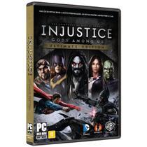 Jogo Injustice Ultimate Edition - PC - WARNER