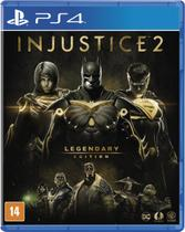 Jogo Injusticec 2 Legendary Edition - PS4 - Warner games