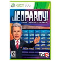 Jogo Jeopardy! America's Favorite Quiz Show - Xbox 360 - Thq