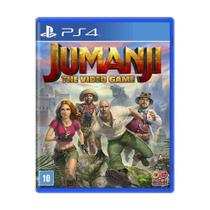 Jogo Jumanji: The Video Game - PS4 - Outright Games