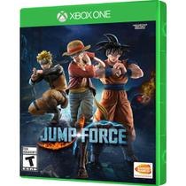 Jogo jump force xbox one - Bandai namco games