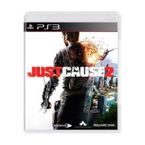 Jogo Just Cause 2 - Ps3 - Square Enix