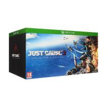 Jogo Just Cause 3 (Collector's Edition) - Xbox One - Square Enix