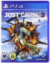 Jogo Just Cause 3 - Ps4 - Square Enix