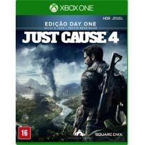 Jogo Just Cause 4 ( Day One ) - Xbox One - Square Enix