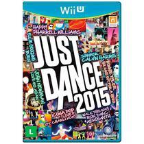 Jogo Just Dance 2015 - Wii U - Ubisoft